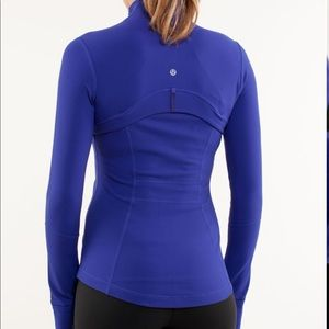 Lululemon | Blue Define Jacket 10